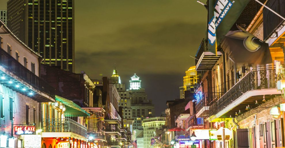 New Orleans Disaster: The IT Management Story